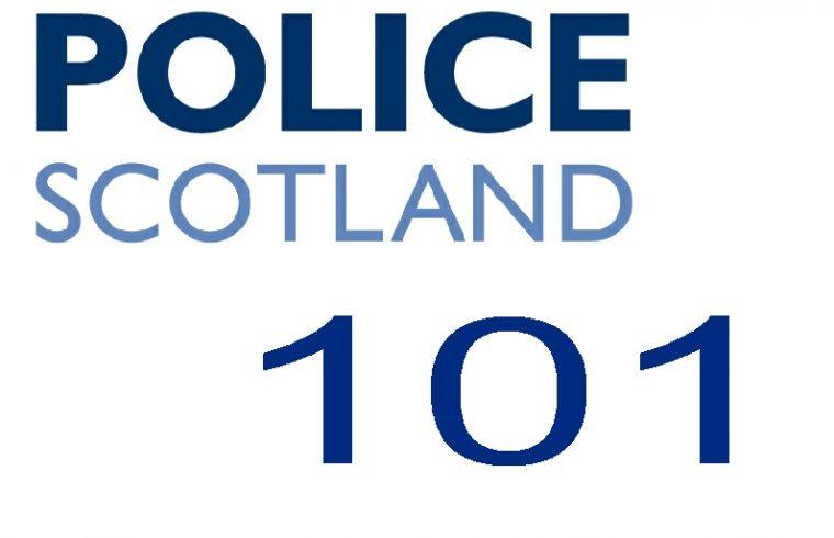 Police Scotland 101 picture