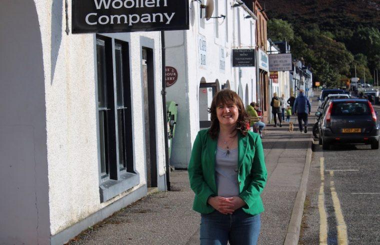 Highlands & Islands MSP Maree Todd