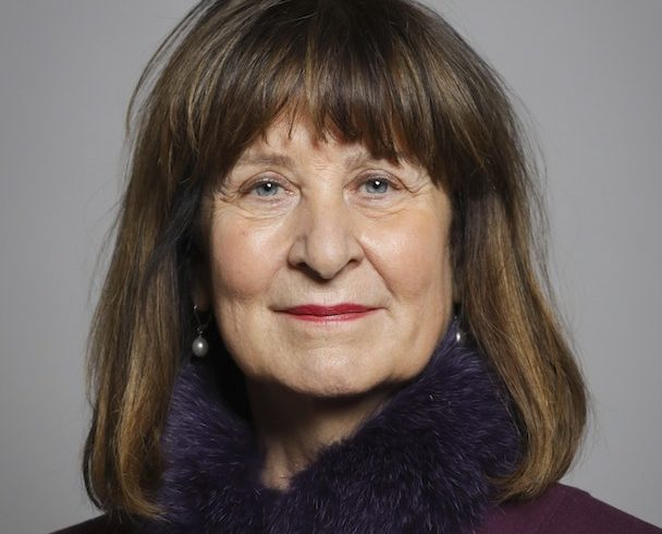 human rights lawyer Baroness Helena Kennedy QC